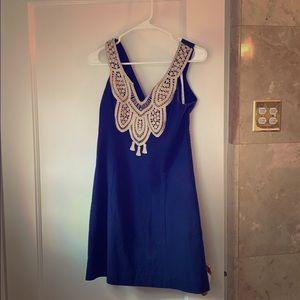 Lily Pulitzer size 0 shift dress